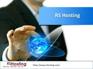 RS Hosting - Best Managed Web Hosting