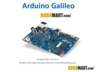 Arduino Galileo by Robomart