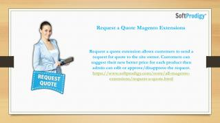 Request a Quote Magento Extensions