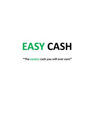 Earn 240$ Per Day Very Easily - Easy Cash