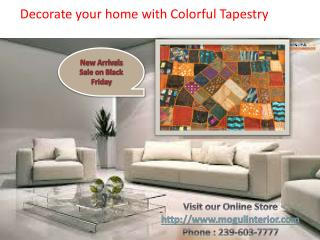 Decor your home with Tepestory