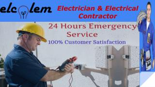 Elcolem- Electrician & Electrical Contractor Toronto, Mississauga