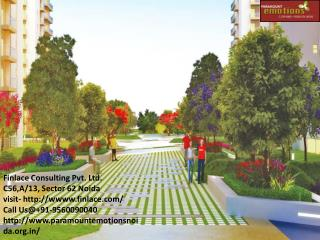 Paramount Emotions Greater Noida West- 9560090040