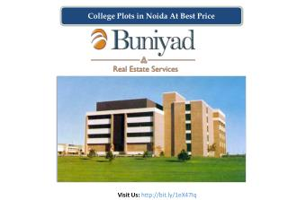 College Plots in Noida for Sale