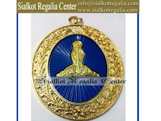 Craft provincial collar jewel-senior warden
