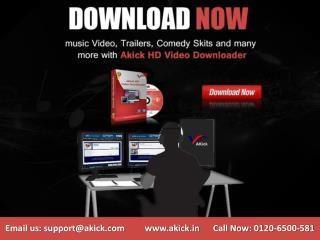 Akick - Download Free YouTube HD Video