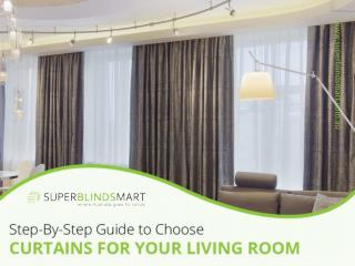 Tips to Choose Ready-Made Curtains for Your Living Room