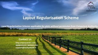 Land and Building Regularisation Scheme