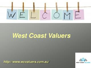 West Coast Valuers for Home Valuations In Perth