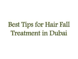Hair Treatment Solution Dubai