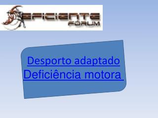 Deficiente - Defici�ncia visual