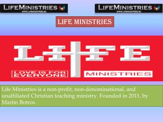 All about life ministries