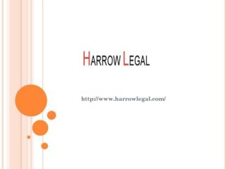 Harrow Law Group, P.A.  Contract Dispute Lawyers