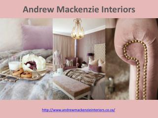 Andrew Mackenzie - Interior Design Styles