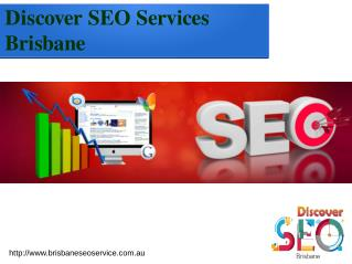 Discover SEO Services Brisbane