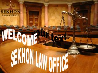 Sekhon Law Firm – Family Lawyer Mississauga – Legal Aid