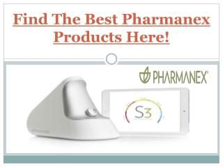 Find The Best Pharmanex Products Here!
