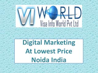 SMO company(9899756694) in Noida  India -visainfoworld.com