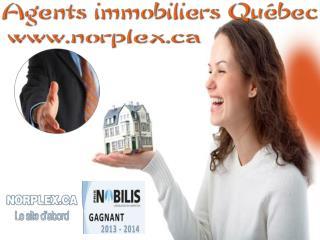 Agents immobiliers Québec