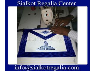 Masonic apron blue lodge officer