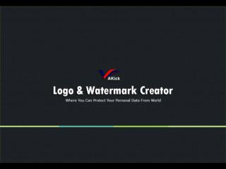 How To Get Free Watermark Creator Tool - Akick