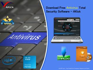 Download Best Free Antivirus Security Software - AKick