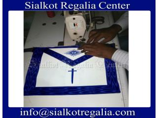 Apron set Blue lodge