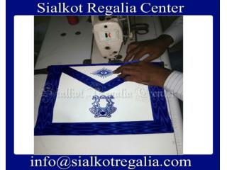 Blue lodge apron set