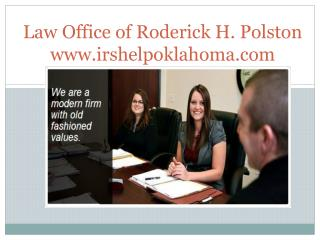 Oklahoma Tax Attorney