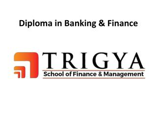 Trigya School Of Finance & Management