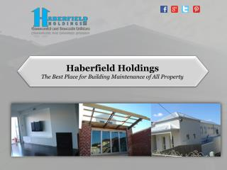 The Best Place for Building Maintenance of All Property