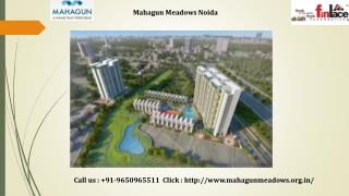 Mahagun Meadows  Luxury Apartment Sector-150 Noida