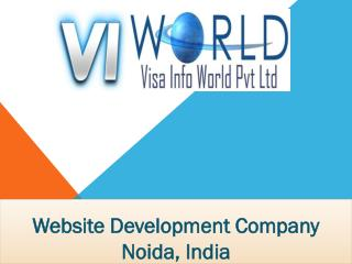 web development(9899756694)  at lowest price india-visainfoworld.com