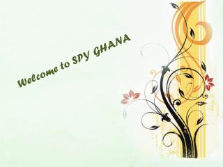 Stay Updated with SPY GHANA for Education News