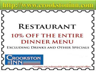 Crookston Inn, Hotel, Lodging and Wedding Venue, Motel Crookston MN