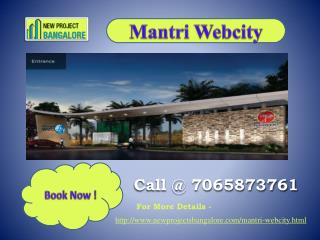 Mantri Webcity