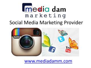 Media Dam Marketing(9899756694)- mediadamm.com