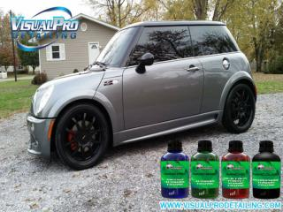 Visual pro detailing with Mini Cooper S