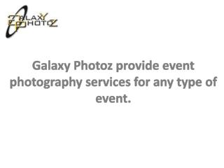 Corporate Photographer   Event Photography Service