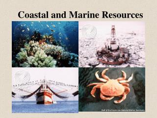 Coastal and Marine Resources