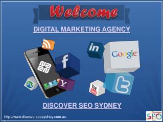 Digital Marketing Agency By Discover SEO Sydney