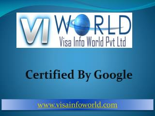 IT services(9899756694) in noida india-visainfoworld.com