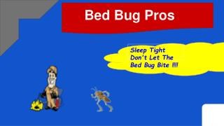 Bed Bug Exterminators - kitchener , waterloo,Cambridge, Guelph and Brantford