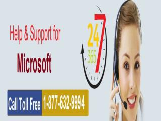 Get Help For Microsoft Call Microsoft Helpline Number 1-877-632-9994 Tollfree USA & Canada
