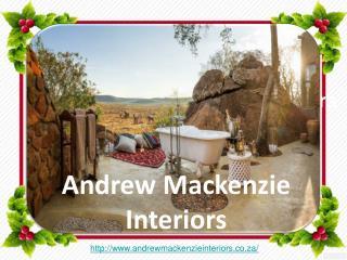 Andrew Mackenzie - Interior Home Designers