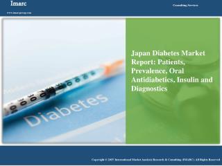 Japan Diabetes Market Report 2015-2020