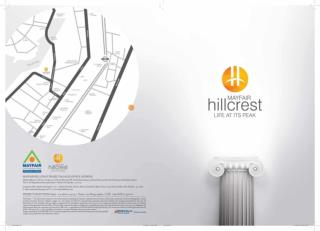 Mayfair Hillcrest - Buy Luxurious Apartments In Vikhroli