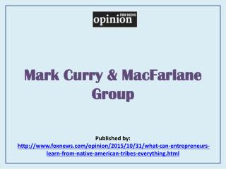 Mark Curry & MacFarlane Group