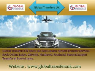 Cheap Stansted Airport Transfers Providers