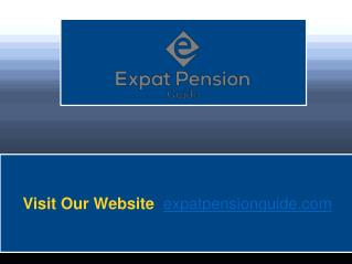 expat pension guide